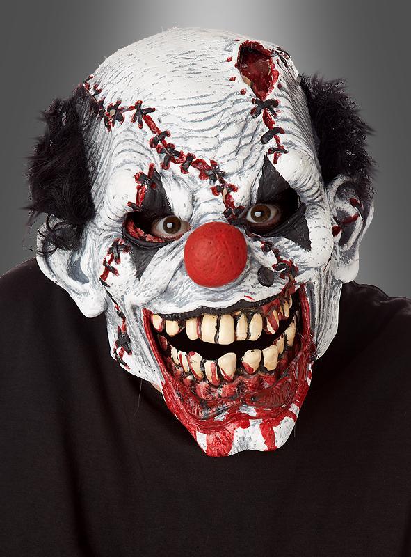 halloween horror masken erhalten sie auf kost. Black Bedroom Furniture Sets. Home Design Ideas