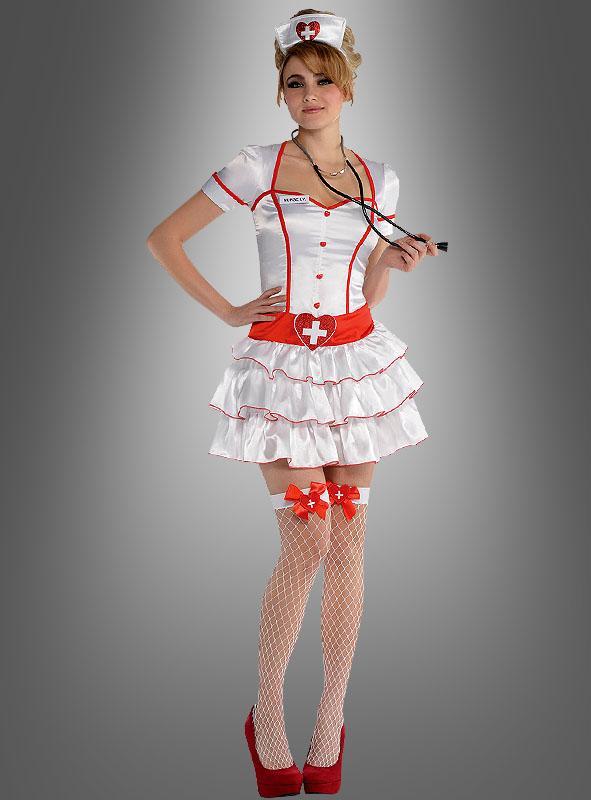 Sexy Krankenpflegerin