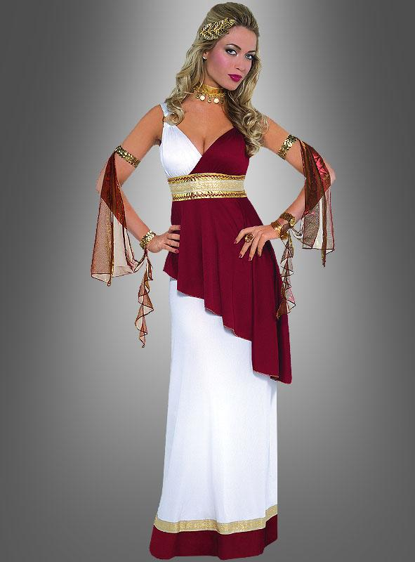 Römerin Lucretia Damenkostüm