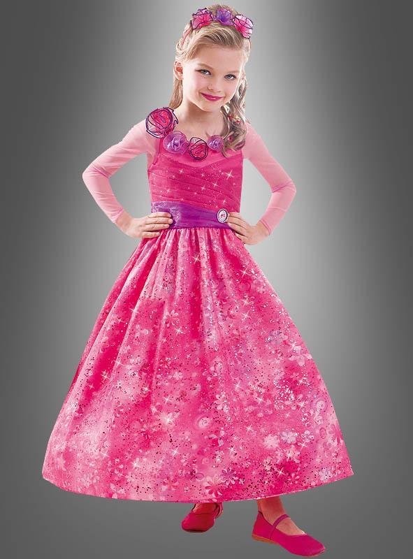 Prinzessin Alexa Barbie langärmelig