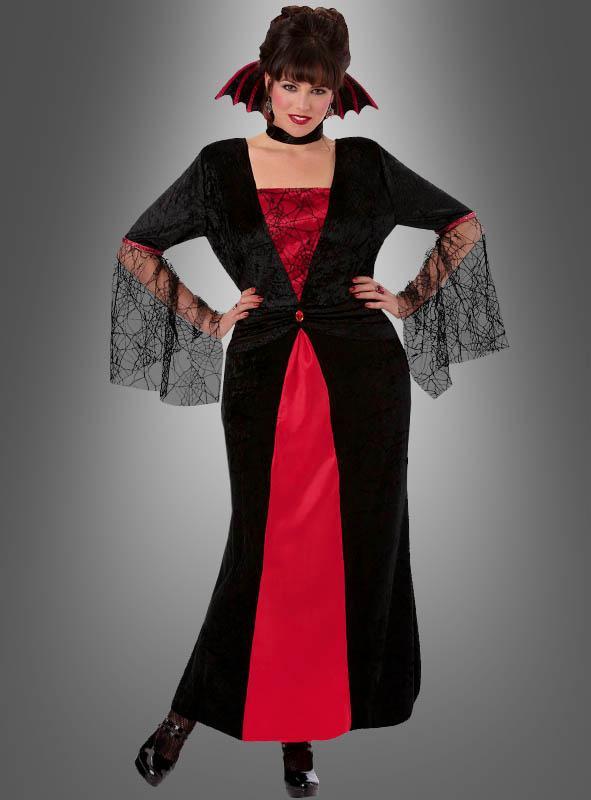 xxl vampira kost m halloween und karneval verkleidung. Black Bedroom Furniture Sets. Home Design Ideas