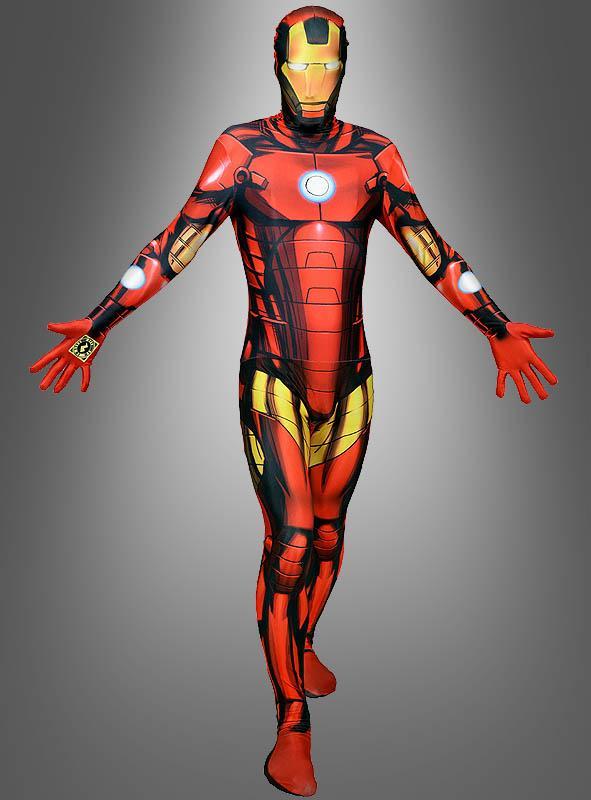 Iron Man Morphsuits