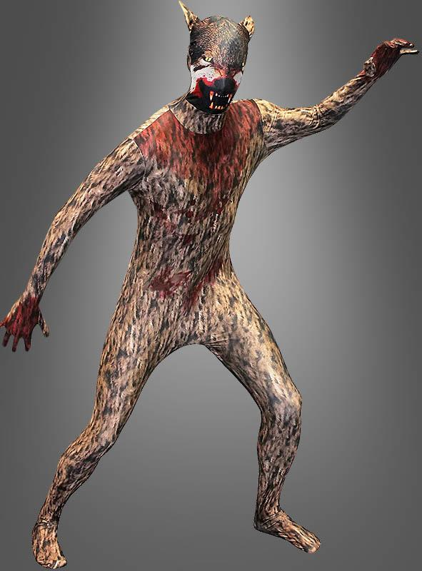 Morphsuit Werwolf