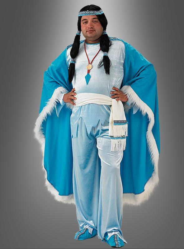 River Spirit Indian costume