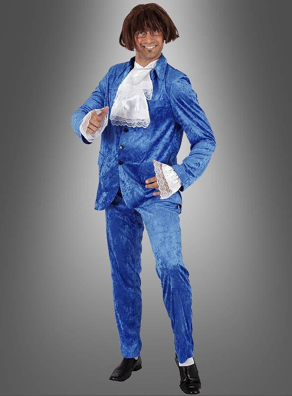 Power Spy Deluxe Costume Adult