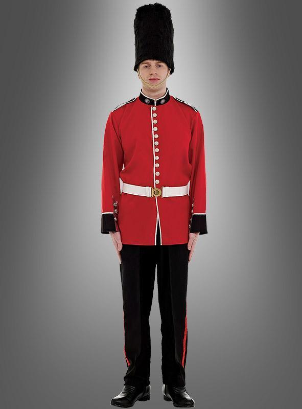 Britische Palastwache Herrenkostüm