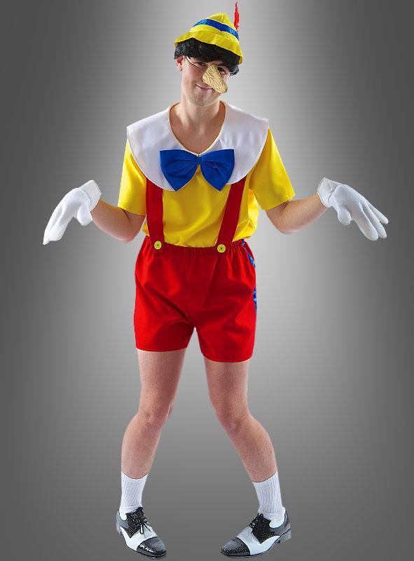 Holzpuppe Marionetten Kostüm Erwachsene