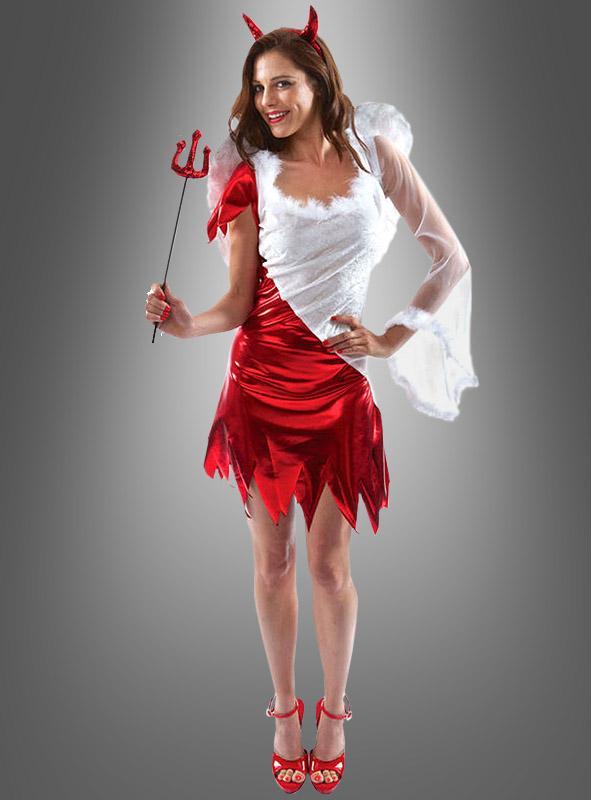Devilish Angel Costume