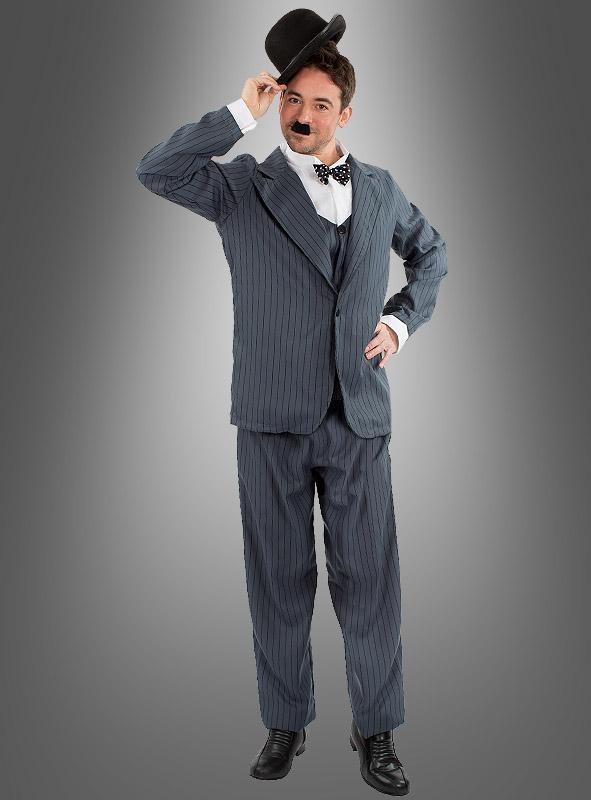 Komiker Laurel Kostüm