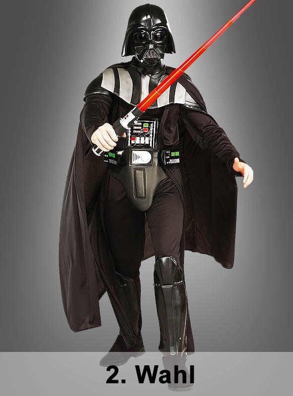 2. Wahl - STAR WARS Deluxe Darth Vader Männerkostüm