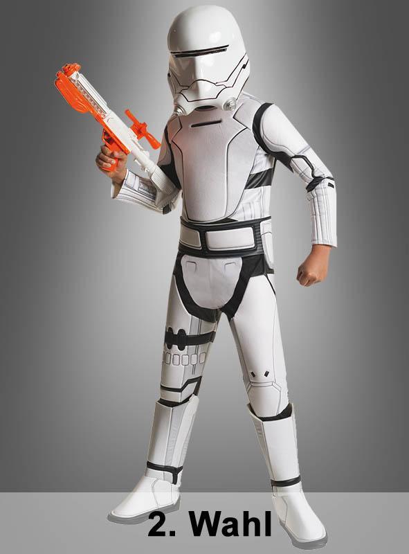 2. Wahl - Deluxe Flametrooper Kinderkostüm Star Wars
