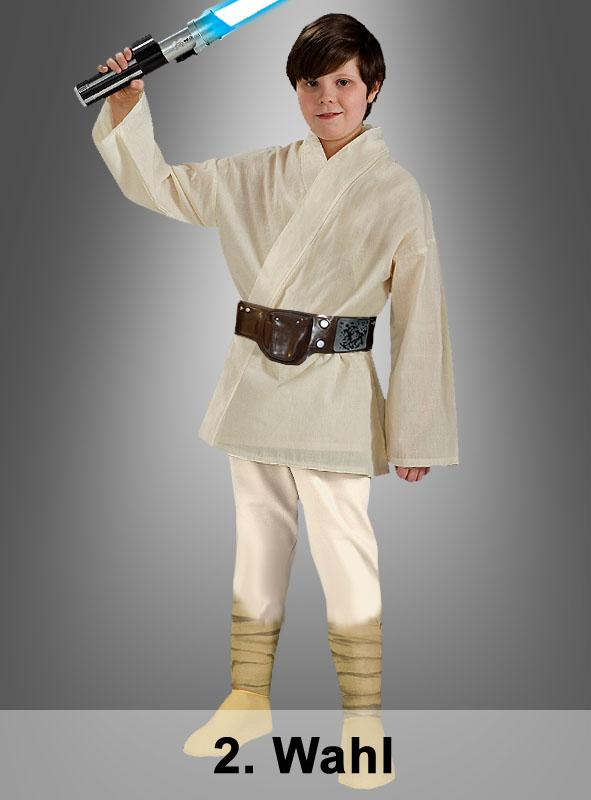 Deluxe Luke Skywalker children costume