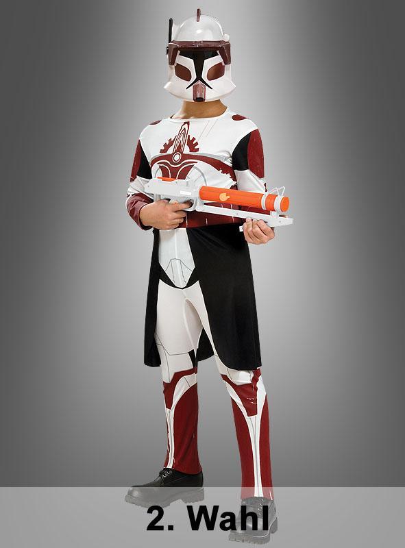 Star Wars Commander Fox Kinderkostüm 2. Wahl