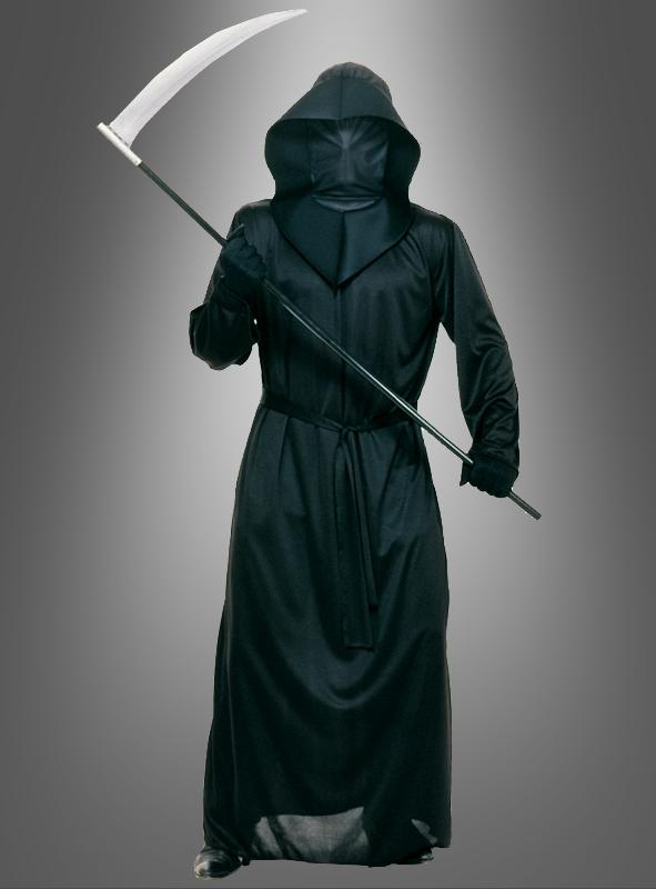 Executioner Black Mesh Robe