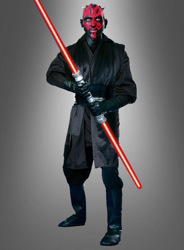 Star Wars Darth Maul Kostüm Super Deluxe