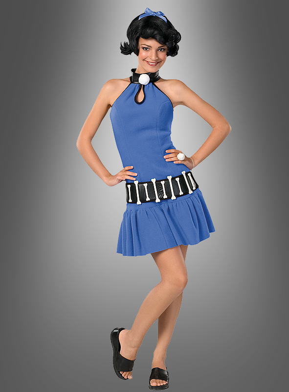 Deluxe Betty Rubble Costume