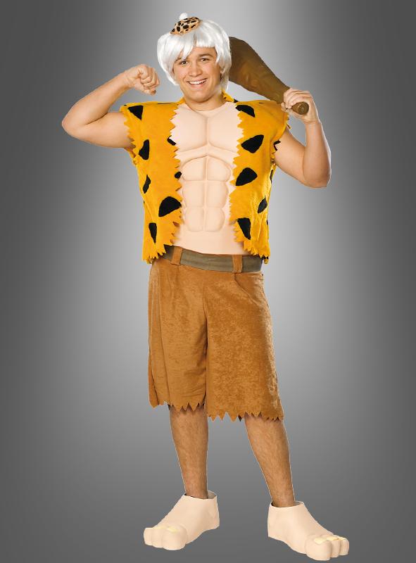 Bam Bam Kostüm aus Familie Feuerstein Erwachsene