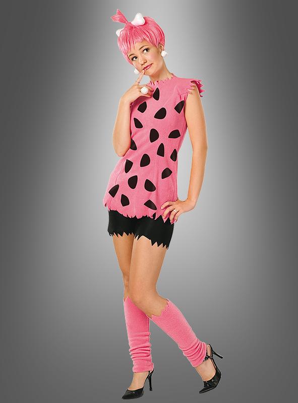 Deluxe Pebbles Flintstone Costume