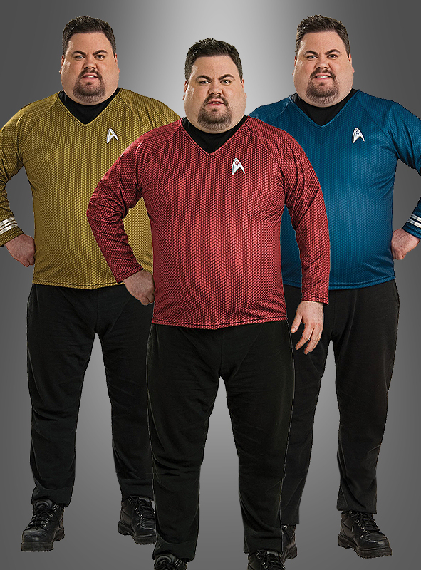 XXL STAR TREK Shirt