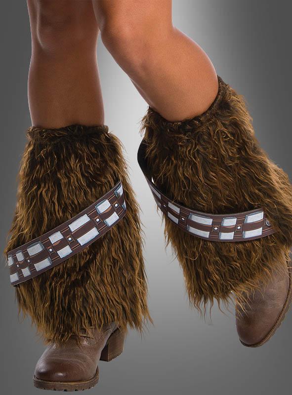 Chewbacca Beinstulpen für Damen