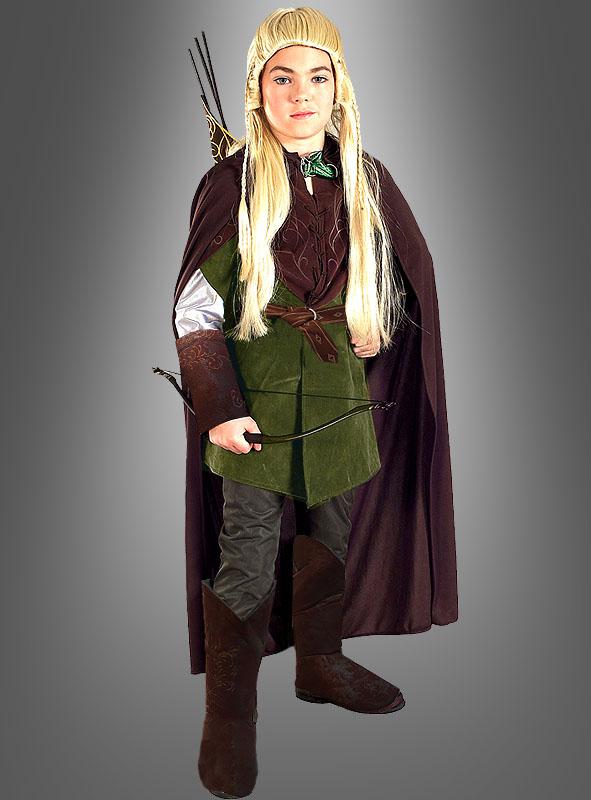 Der Herr der Ringe Legolas Kostüm für Kinder