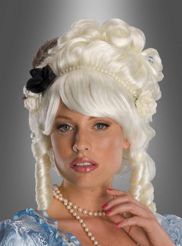 Baroque Marie Antoniette Wig