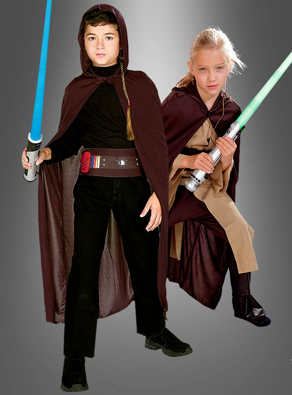 Jedi Ritter Kostüm-Set Star Wars