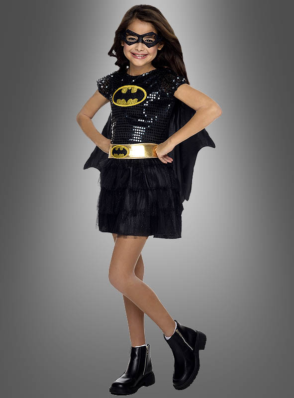 Batgirl Dress for Children