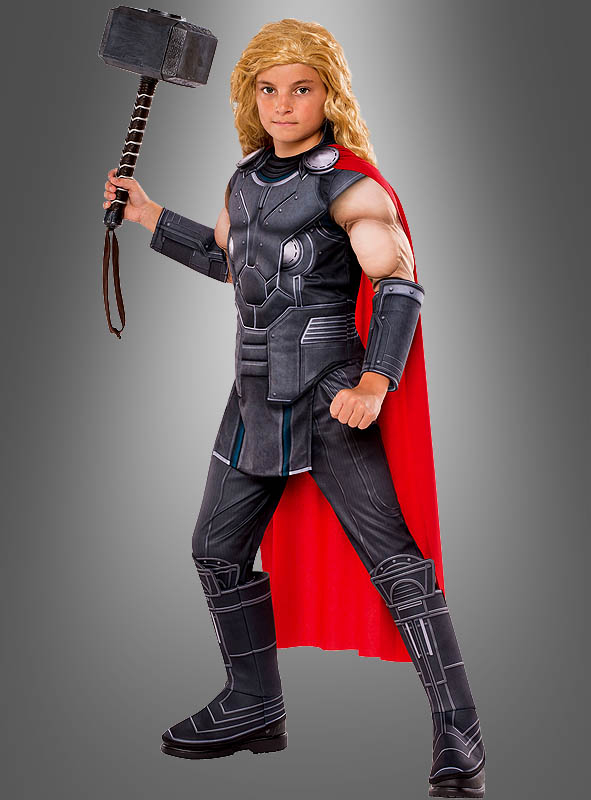 Thor Children Costume Superhero