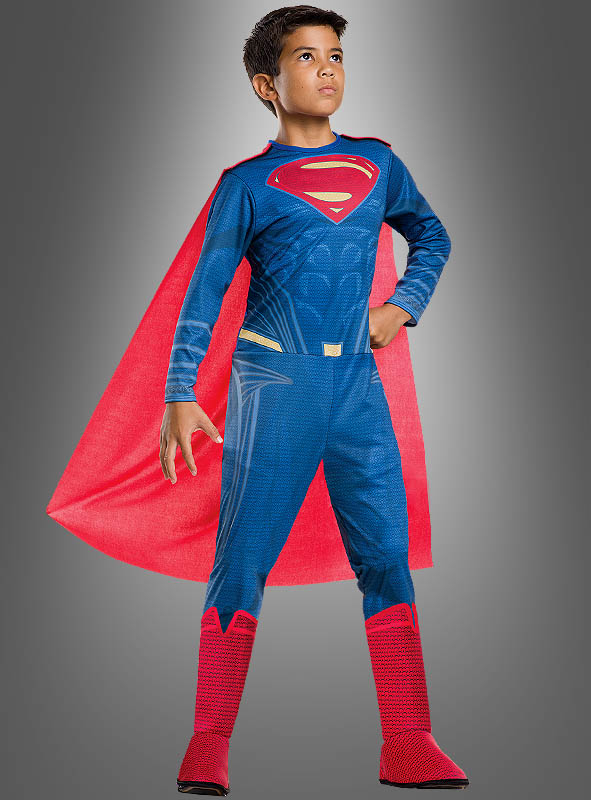 Superman Children Costume Justice League