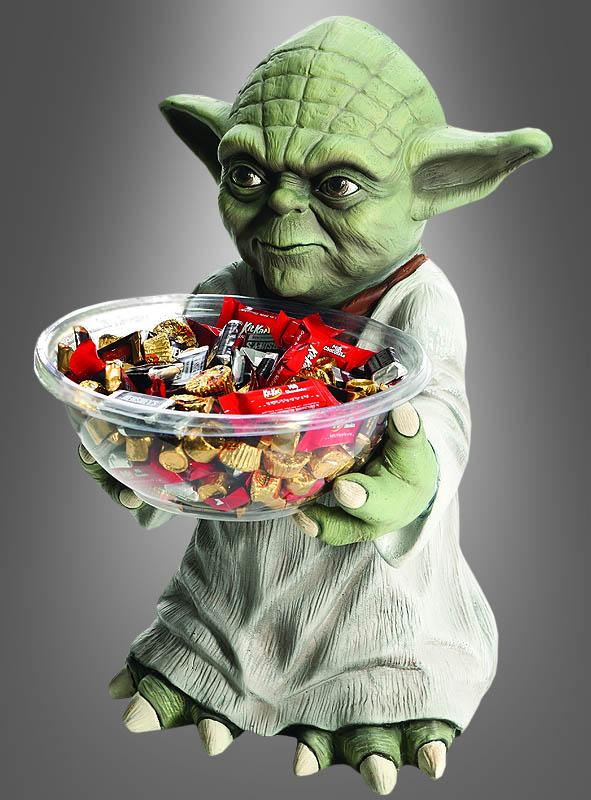 Yoda Figur Süßigkeiten Halter STAR WARS Dekofigur