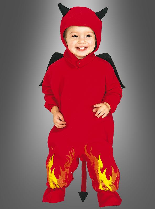 Kleiner Teufel Kostüm Teufelchen