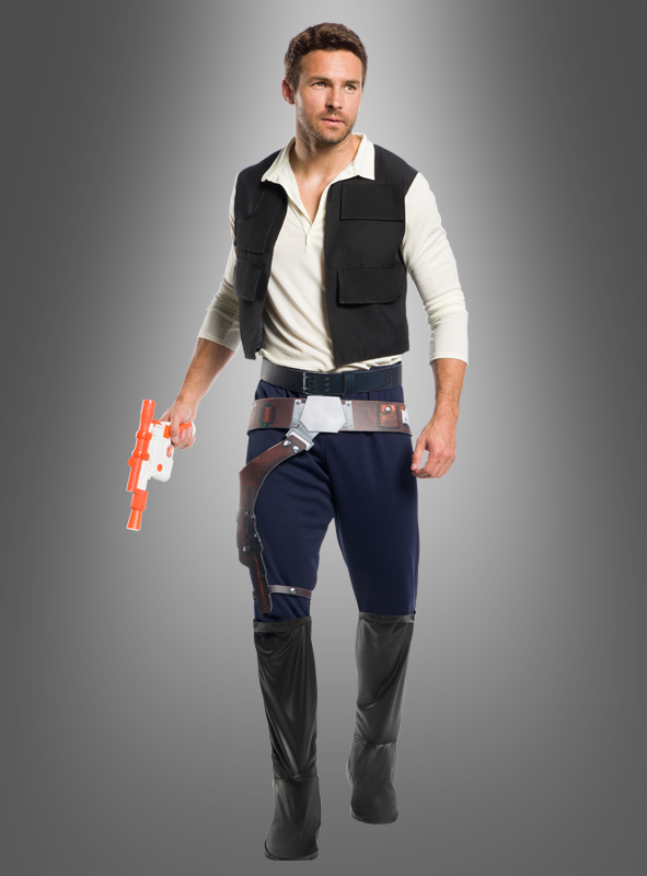Han Solo Herrenkostüm Star Wars