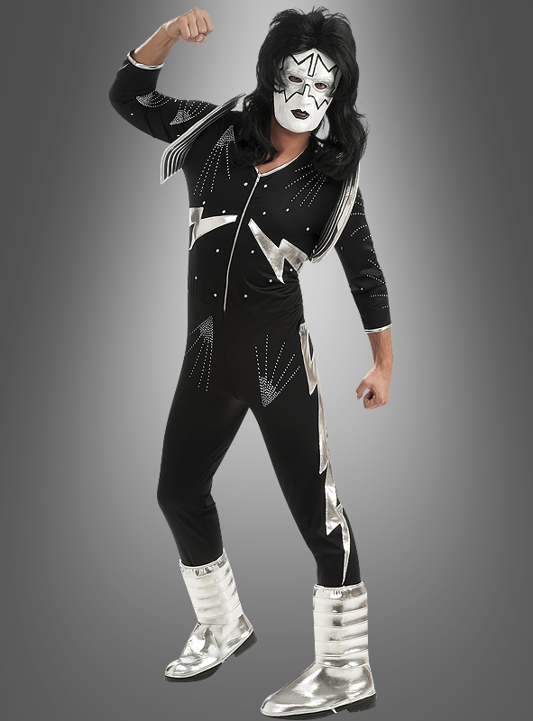 The Spaceman Kiss Deluxe Costume