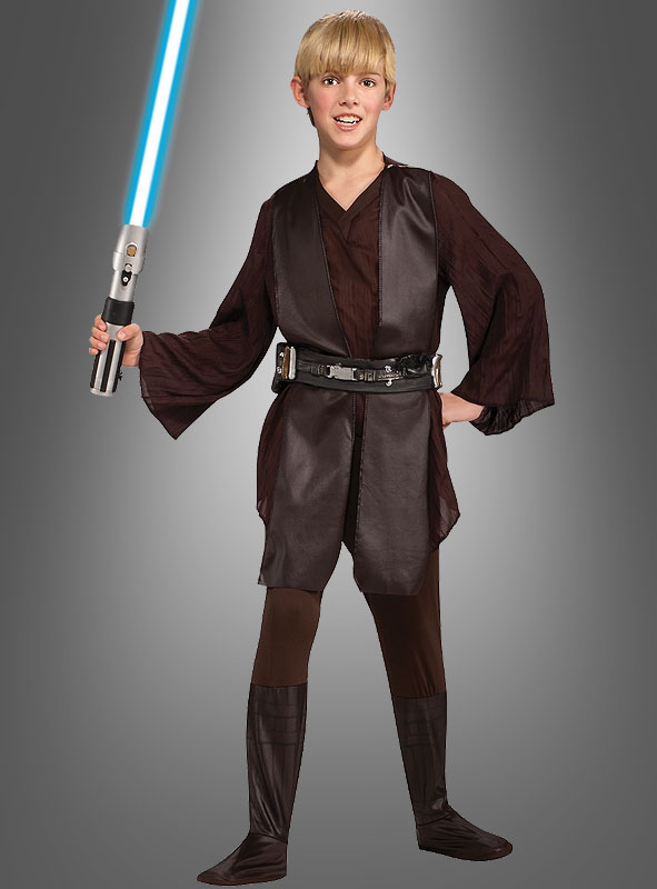 Star Wars Anakin Skywalker Kostüm Kinder Deluxe