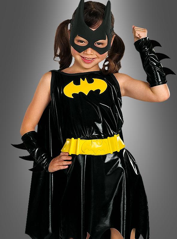 Batgirl Deluxe Kinderkostüm