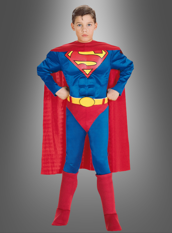Original Superman Kinderkostüm