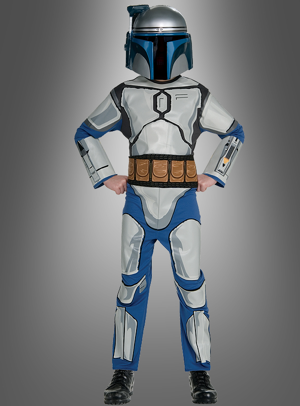 Original Jango Fett Star Wars costume children