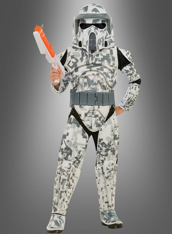 Deluxe Star Wars ARF Trooper Children Costume