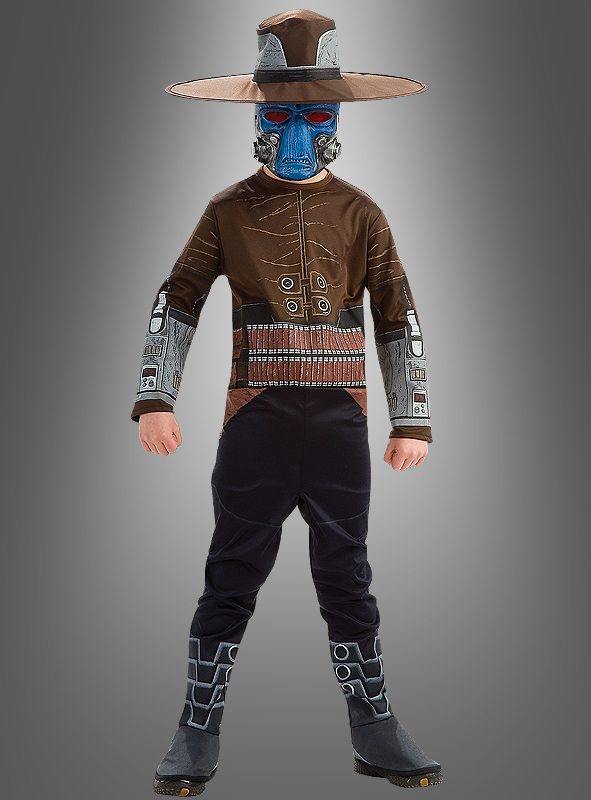 Cad Bane Star Wars Child Costume