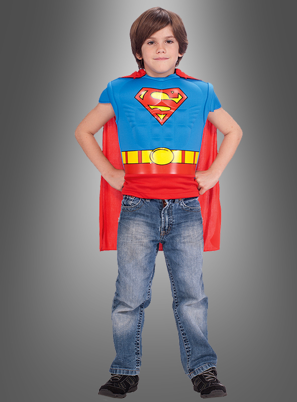 Superman muscle shirt for children