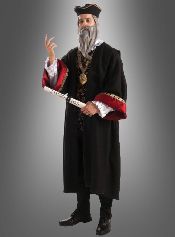 Nostradamus Herrenkostüm