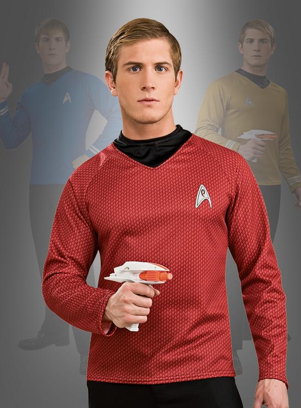 STAR TREK Shirt  Scotty red Movie XI