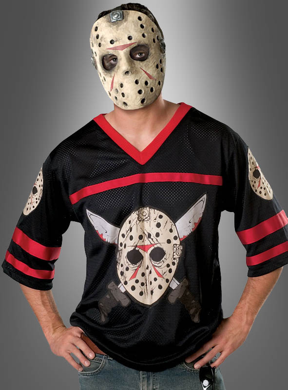 Jason Hockey Shirt and Mask