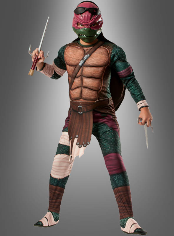 Raphael Children Costume