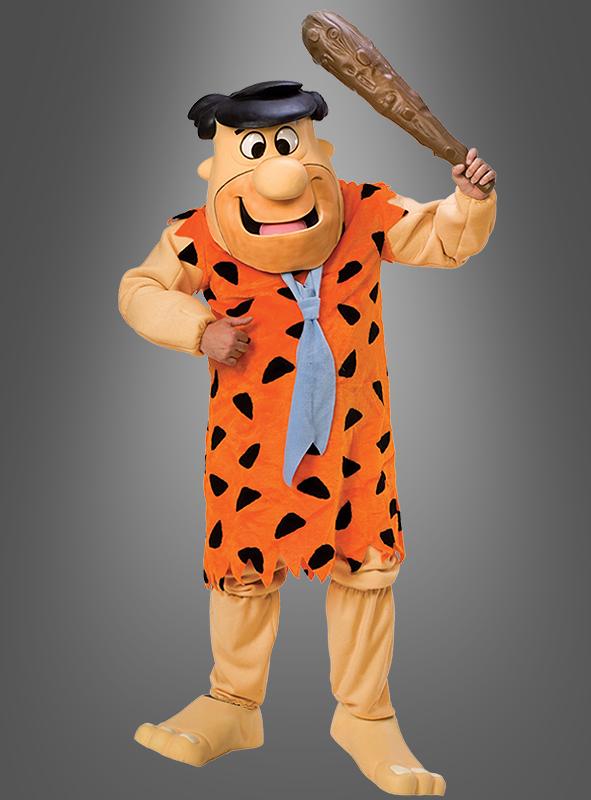 Oversized Deluxe mascot Fred Flintstone