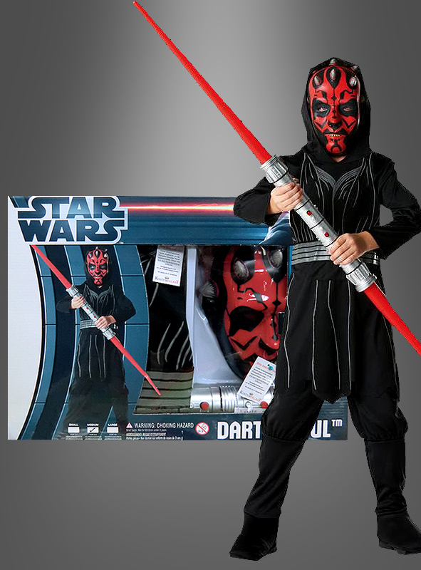 Darth Maul gift box for kids
