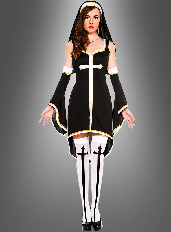 Sinful Nun complete Costume