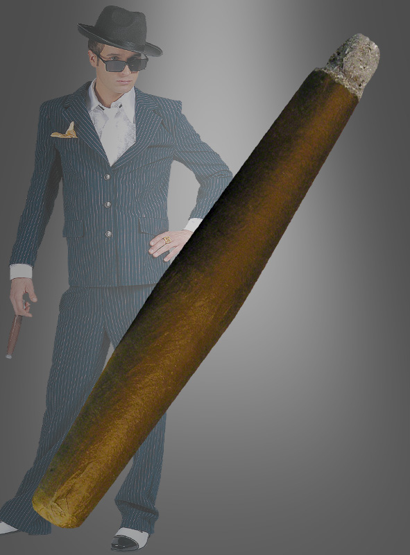 Jumbo Zigarre für Gangster und Machos