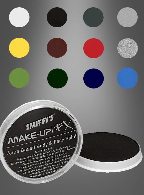 Aqua Makeup Gesichts- und Körperfarbe
